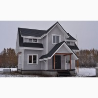 Каркасные дома под ключ г. Днепр. Строительство каркасных домов в Днепре