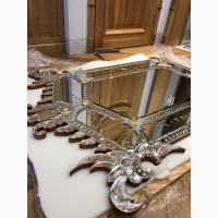 Зеркало Венецианское. Зеркало Мурано. Зеркало наборное Венеция