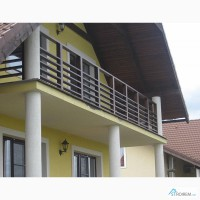 Балконы, террасы