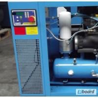Винтовой воздушный компрессор б/у, 15 кВт, 10 бар