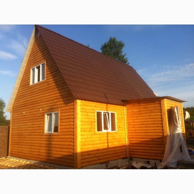 Фото 2. Дачные домики премиум качества, бытовки недорого