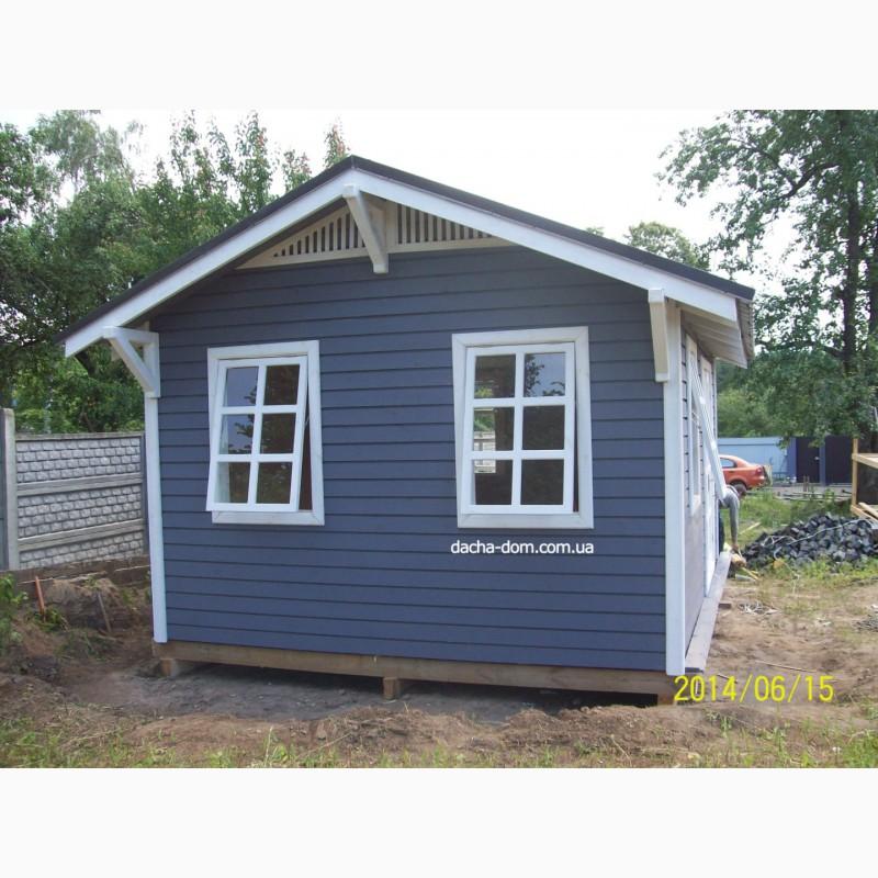 Фото 7. Дачные домики премиум качества, бытовки недорого