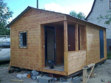 Фото 4. Дачные домики премиум качества, бытовки недорого
