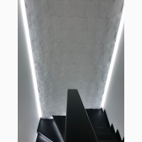 3d панели монтаж Киев, купить 3D панели цена