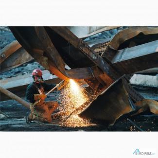 Пункт приема металлолома в Днепропетровске