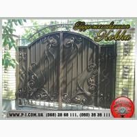 Кованые решетки, заборы, калитки, ворота, ограждения, кованые изделия, ручная ковка