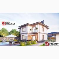 Индивидуальный проект дома, Киев и область