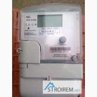 Счетчик электроэнергии однофазный, многотарифный 5-60А