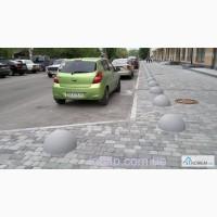Купить бетонную полусферу