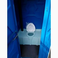 Биотуалетная кабина для дачи