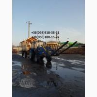Вила для поднятия Евро-поддонов на трактор Т-40, ЮМЗ, МТЗ. Погрузчик КУН
