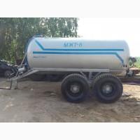 Бочка МЖТ-8 (для навоза, КАС или воды)