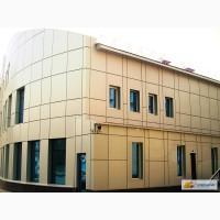 Навесные вентилируеиые фасады