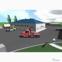 Проектирование СТО автомобилей