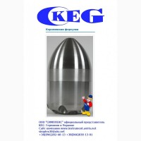 Королевская форсунка KEG Германия для прочистки трубопроводов