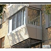 Балконы и лоджии под ключ в Одессе