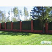 Забор купить из профнастила у производителя. Цена