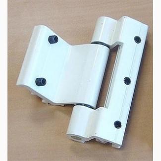 Петли для алюминиевых дверей s94, дверные петли для алюминиевых дверей Киев, отправка