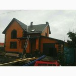 Построим дом, дачу, кафе, ресторан, магазин, гараж в Херсоне и области. Гарантия на работы