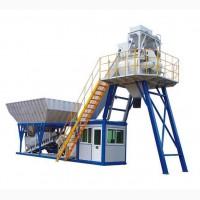 Мобильный бетонный завод Constmash Компакт 30 (30 м3/час) Турция