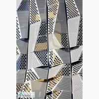 3D - вентфасад металлический