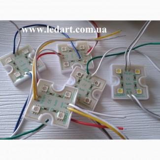 Светодиодные модули для рекламной и интерьерной подсветки