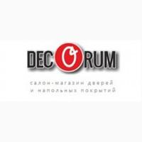 Салон-магазин дверей и напольных покрытий Декорум в Днепре