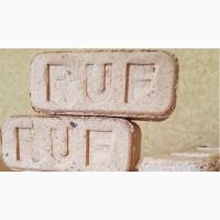 Древесные брикеты RUF от производителя. 2700 грн