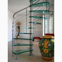 Виготовлення і встановлення сходів, перил, поручнів