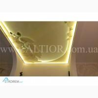 Профиль для натяжных потолков с фотопечатью( 3D) от Altior
