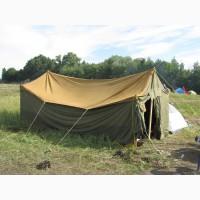 Брезент, палатка военная большая, тенты, навесы, пошив