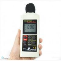 Цифровой шумомер AZ 8928 (40 - 130dB) с функцией выбора диапазона измерений