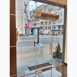 Остекление, перегородка, стеклянная дверь, зенитный фонарь, зимний сад