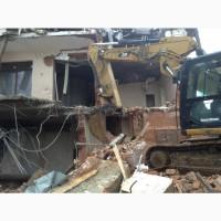 Демонтажные и земляные работы, обрезка деревьев Борисполь