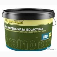Битумная мастика Greinplast IBD (Польша) для гидроизоляции водорастворимая