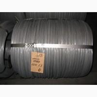 Проволока стальная без покрытия термически необработанная от 0, 8мм до 8, 0мм ГОСТ 3282-74