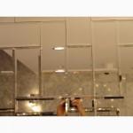 Зеркальная фацетированная плитка, зеркала с фацетом