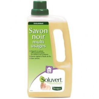 Экологическое мыло на льняном масле для мытья полов Soluvert