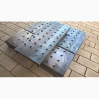 Ступень шипованная лестничная металлическая