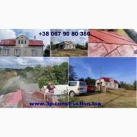 Фарбування дахів Рівне, Покраска крыши Ровно