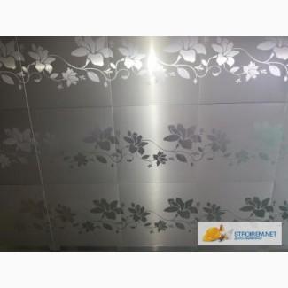 Подвесные потолки кассетные с рисунком и без. Металлические. Светильники. Потолок