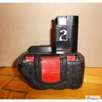 2 Аккумулятор Bosch 12V (2 607 335 273)