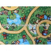 Детские ковры с рисунком. Ковролин