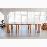Стол-трансформер. Трансформация стола от 40 см до 2, 8 м