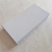 Тротуарная плитка Coping литая антискользящая 250х125х35 мм