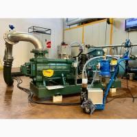 Насосная станция высокого давления Caprari для полива, орошения полей