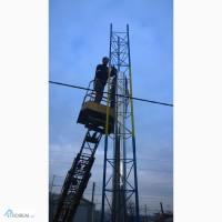 Монтаж и установка дымоходов, вентиляционных систем