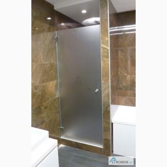 Купить стекло для душевых кабин
