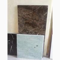 Натуральная мраморная плитка широко применяется для декоративной отделки