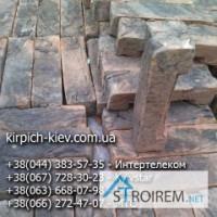 Кирпич ручной формовки М-100 Екатеринославский, кирпич Екатеринославский брусок